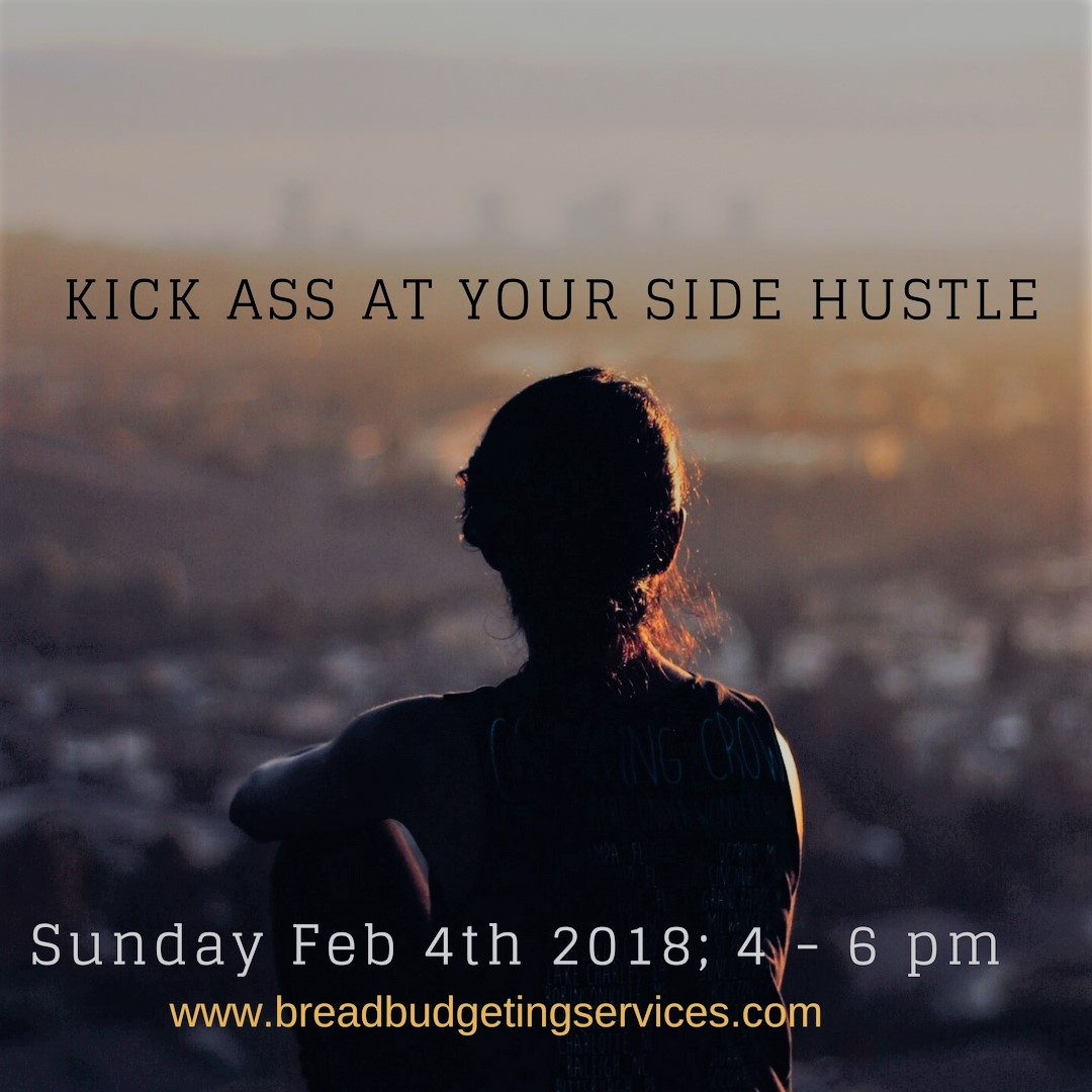 Kick Ass at your Side Hustle