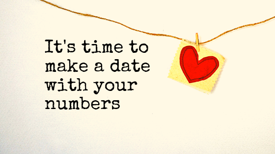 Make a date with your numbers